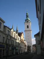 WeiÁer Turm Klatovy