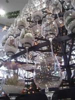 kelchglasweihnachtsbaum der Joska Kristallwelten