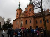 St.-Laurentius-Kirche auf dem Petrin