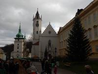 Weihnachtsmarkt in Teplice