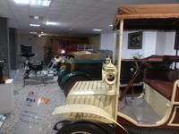 im Technik-Museum von Tatra in Koprivnice