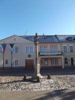 Marktplatz von Bruntál