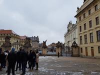 Rundgang auf der Prager Burg