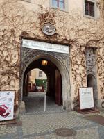 Weinprobe im Schloss Melnik