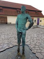 Statue von David Cerny