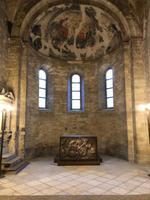 Altarraum der Sankt Georgs Basilika