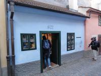 Prag Franz Kafka-Haus (Nr. 22)