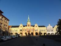Melník Rathaus