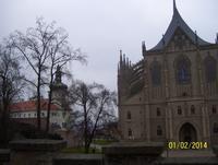 St. Barbara Kathedrale - Kutna Hora