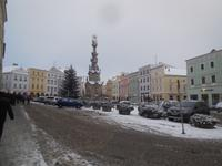 Jindrichuv Hradec - Markt