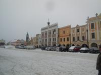 Marktplatz Telc