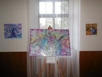 Ausstellung im Schloß