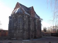Templerkapelle in Mücheln