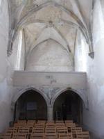 Templerkapelle in Mücheln, Innenraum