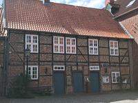 Buxtehude - in der Altstadt, das Armenhaus, der Stavenort
