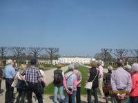 Zu Besuch in den Herrenhäuser Gärten bei Hannover