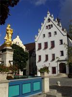 Dass Wemdinger Rathaus