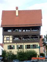 Nördlingen. Gerberhaus