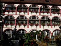 Regensburg, im Bischofshof