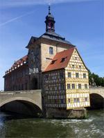 Bambergs Rathaus