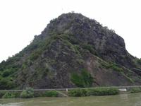 Rhein, Loreley - Felsen zum zweiten Mal