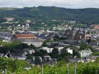 Trier, Blick auf die Altstadt