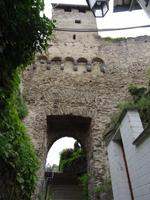Cochem , Balduin Tor