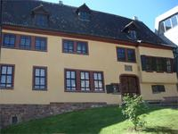 Eisenach - Bachs Geburtshaus
