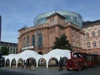 Das Theater in Mainz