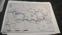 Strecke bis Groningen