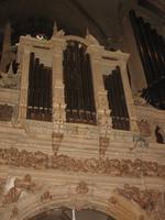 Orgelempore Kirche Notre Dame