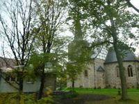 Stadtrundfahrt in Bochum (Dorfkirche Stiepel)