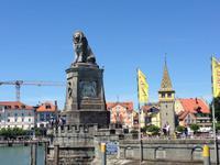Lindau - Löwe am Hafen