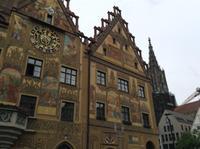 wunderschöne Rathausfassade