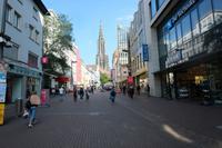 Zwischenstopp in Ulm