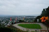 Blick vom Gebhardsberg auf Bregenz