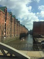 Hamburg Die Speicherstadt