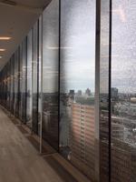 Blick aus der Elbphilharmonie