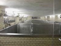 Die - leeren - Gärbecken der Landskron-Brauerei-Manufaktur