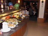 Vorspeisen, Salat und Fisch