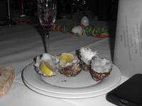 Stillleben mit Austernschalen