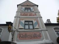 Der Klostergasthof von Andechs.