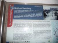 Dokumentation zum Starnberger Schloss.