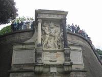 Dresden, Dixieland-Parade und Moritz-Denkmal