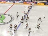 Spiel 2 Deutschland - USA Aufwärmen #heimwm