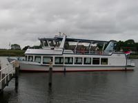 Schifffahrt auf der Maas