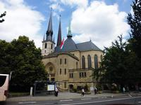 Luxemburg_Kathedrale_Notre_Dame (2)