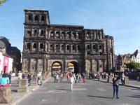 Porta Nigra, römisches Baudenkmal in Trier