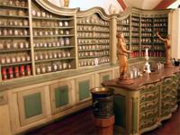 Im deutschen Apothekenmuseum