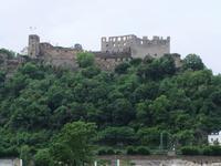 Burg Ehrenfels bei St. Goar